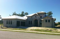 Ponte Vedra II model in Mahogany Bend at Fiddler's Creek, Naples Florida